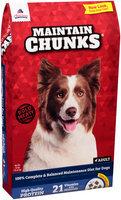 Maintain Chunks® Adult Dog Food 34 lb. Bag