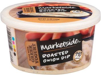 Marketside™ Roasted Onion Dip 12 oz. Tub