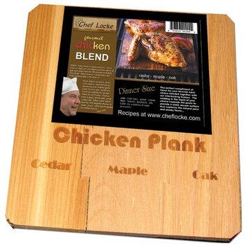 Blue Orange Chef Locke Chicken Plank