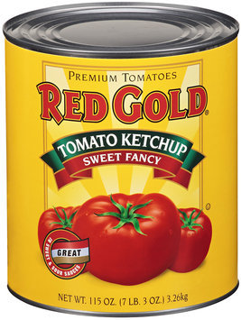 red gold® tomato ketchup