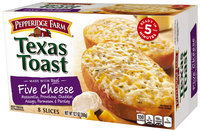 Pepperidge Farm® Five Cheese Texas Toast 12.7 oz. Box