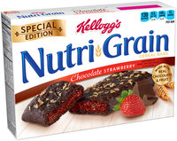 Kellogg's® Nutri-grain® Cereal Bars Special Edition Chocolate Strawberry