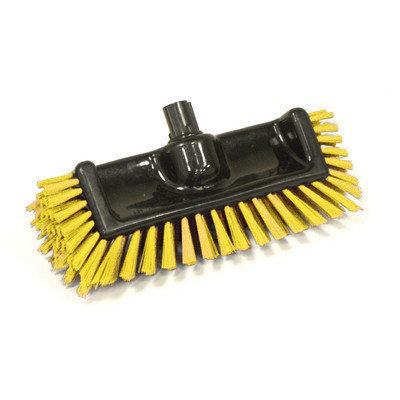 Syr Scrator Brush BLacK with Bristles Bristles: Yellow