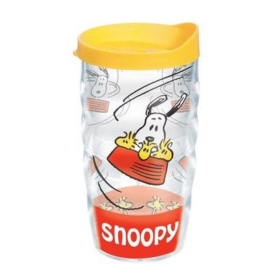 Tervis Peanuts Snoopy Wrap Wavy 10-Ounce Tumbler with Lid