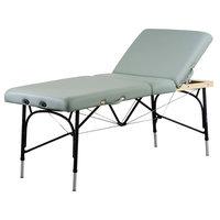 Oakworks Alliance Aluminum Table Color: Clay