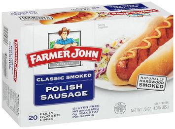 Farmer John® Classic Smoked Polish Sausage