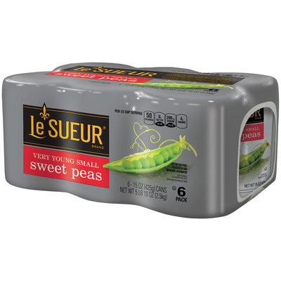 Le Sueur® Very Young Small Sweet Peas
