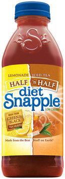 Diet Snapple® Half 'n Half Lemonade Iced Tea 12 fl. oz. Bottle