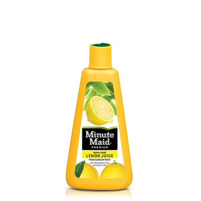 Minute Maid® 100% Pure Lemon Juice From Concentrate