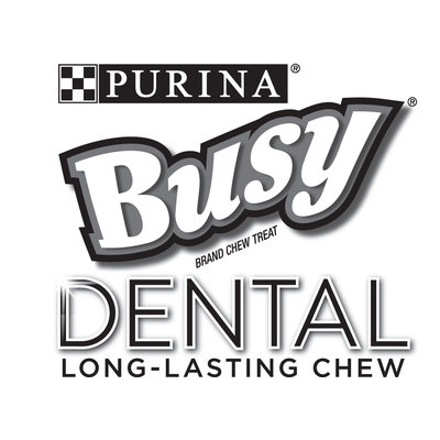 Purina Busy Dental Chew Treat Logo