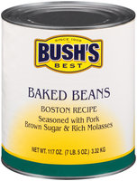 Bush's Best® Boston Recipe Baked Beans 117 oz. Can