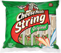 Frigo® Cheese Heads® Original String Cheese 60 ct Bag