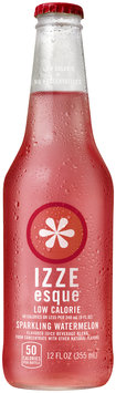Izze® esque Bottled Sparkling Juice Watermelon