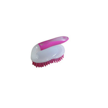 Home Basics Scrub Brush (Set of 3) Color: Pink