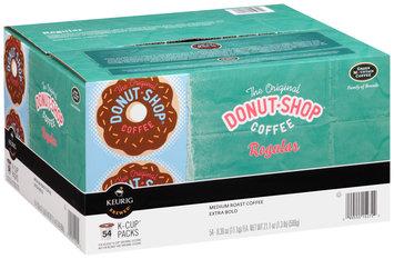 The Original Donut-Shop Coffee® Regular Medium Roast Extra Bold K-Cup® Packs 54 ct Box
