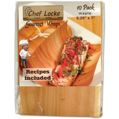 Blue Orange Chef Locke Wrap