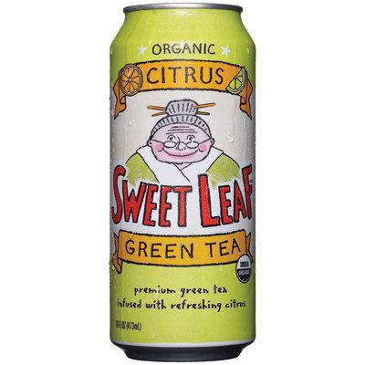 Sweet Leaf Tea Cotris Green Tea 16 fl. oz. Can
