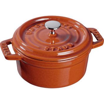 Staub Cast Iron Round Cocotte Size: 2.75-qt.