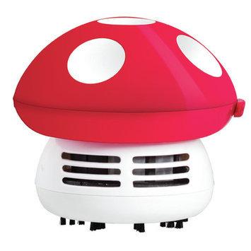Imperial Home Mushroom Handheld Vacuum Color: Fuchsia