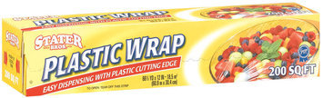 Stater Bros.  Plastic Wrap 200 Sf Box