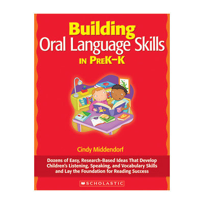 Scholastics Teacher Building Oral Language Skills In