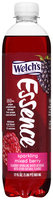 Welch's® Essence Sparkling Mixed Berry Flavored Sparkling Water