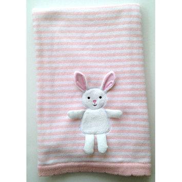 The Little Acorn Bunny 3D Stroller Blanket