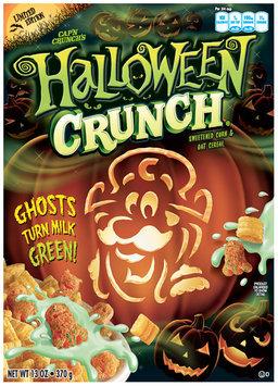Cap'n Crunch Halloween Crunch Cereal 13 Oz Box