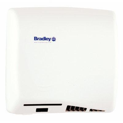Bradley Corporation Aerix Hand Dryer in White