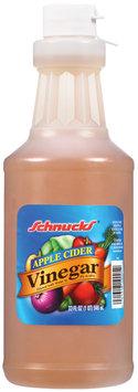 Schnucks Apple Cider Vinegar 32 Fl Oz Plastic Bottle