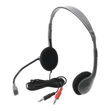 Hamilton Electronics HA2M Personal Multimedia Headphone w - Microphone