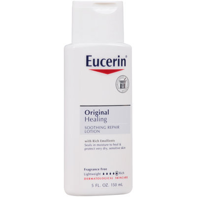 Eucerin® Original Healing Soothing Repair Lotion 5 fl. oz. Squeeze Bottle