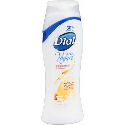 Dial® Greek Yogurt Vanilla Honey Body Wash