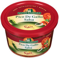 Sabra Santa Barbara® Medium Pico De Gallo Salsa 16 oz. Tub