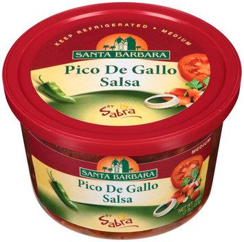 Sabra Santa Barbara® Medium Pico De Gallo Salsa 16 oz. Tub