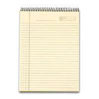 Tops 60 pt. Docket Gold Project Planner Pad
