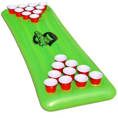 Gopong Pool Pong Table, Floating Beer Pong Table