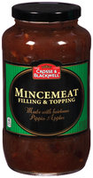 Crosse & Blackwell® Mincemeat Filling & Topping 29 oz. Jar