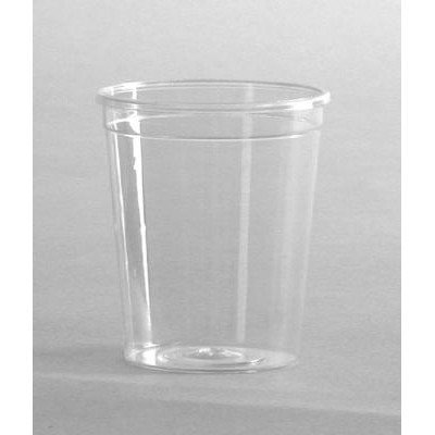 WNA Comet Portion and Souffle Cups and Lids Clear 2 Oz Plastic