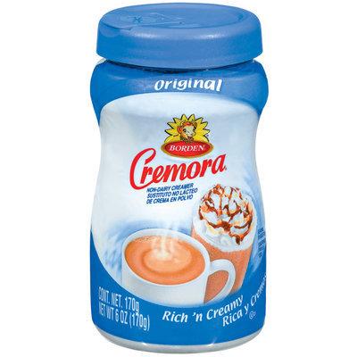 Cremora Original Rich 'n Creamy Non-Dairy Creamer 6 Oz Plastic Jar