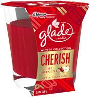 Glade® Cherish the Present™ Air Freshener Candle 3.8 oz. Jar
