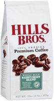 Hills Bros. 100% Arabica Rainforest Blend Whole Bean Premium Coffee 32 oz. Bag