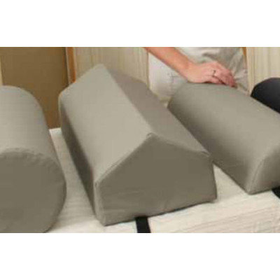 Core Products Peak Bolster Color: Gray