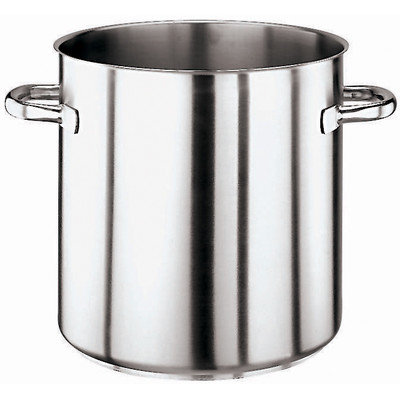 World Cuisine 11001-28 Stainless Steel Stock Pot 17 Qts.
