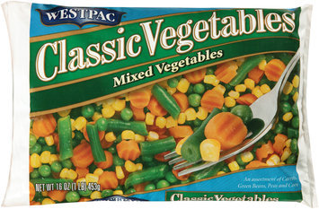 Westpac® Classic Mixed Vegetables