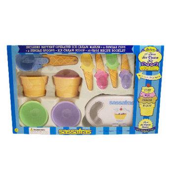 Sassafras Enterprises 22218 11 Piece Ice Cream Kit