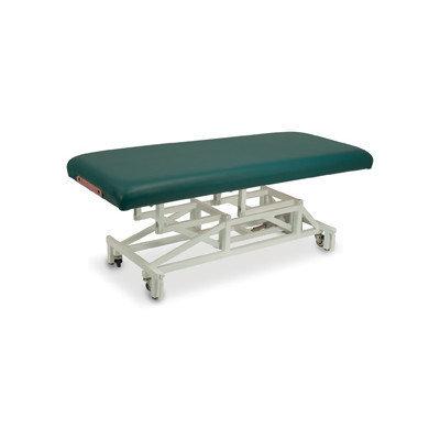 Customcraftworks McKenzie Basic Electric Massage Table Color: Haze Grey