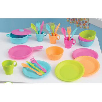 Mica Designs, Inc. KidKraft 27 pc. Bright Cookware Set Kid's