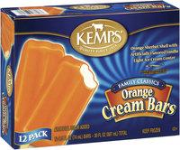 KEMPS 12 Ct Orange Cream Bars 30 OZ BOX