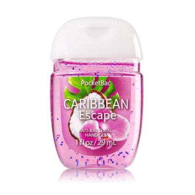 Bath & Body Works® PocketBac Caribbean Escape Anti-Bacterial Hand Gel